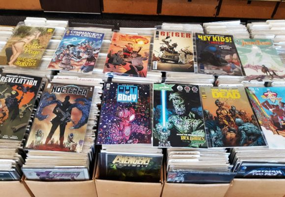 comic books in evansville indiana